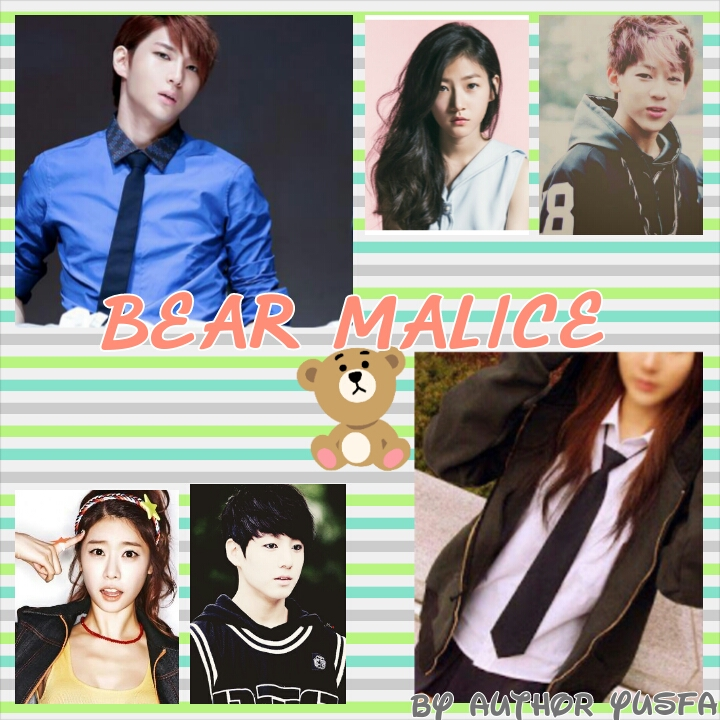 Leo vixx lee sung ah oc bambam got7 jeon jungkook bts park so jin girl